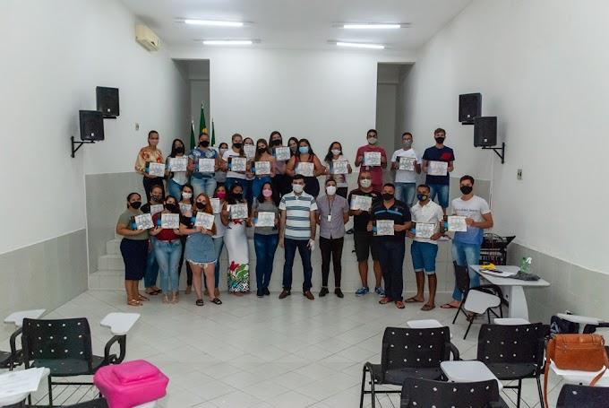 Cursos profissionalizantes são desenvolvidos em Jardim do Seridó, em parceria com Escola do Legislativo