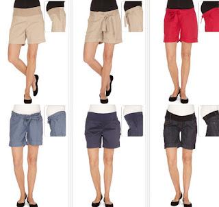 Shorts para mujeres embarazadas