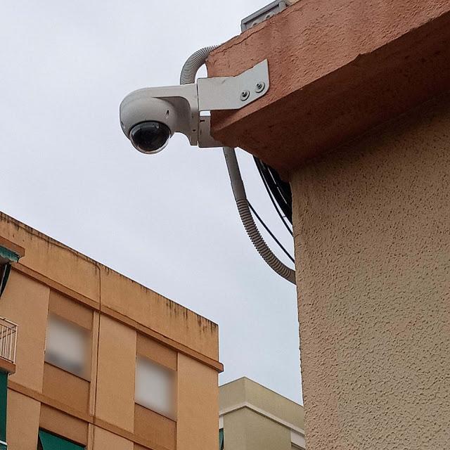 Càmera de Vigilància del Red Bar de Vilanova i la Geltrú