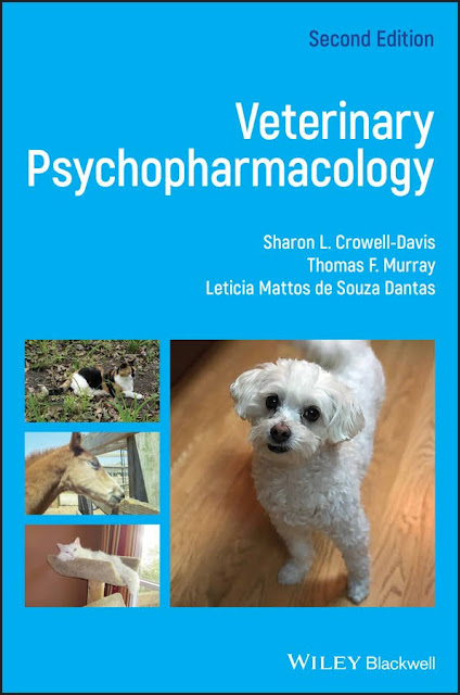Veterinary Psychopharmacology - WWW.VETBOOKSTORE.COM