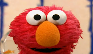 Elmo's World Eyes