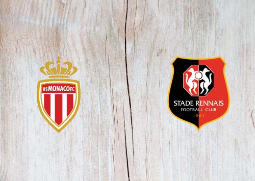 Monaco vs Rennes -Highlights 16 May 2021