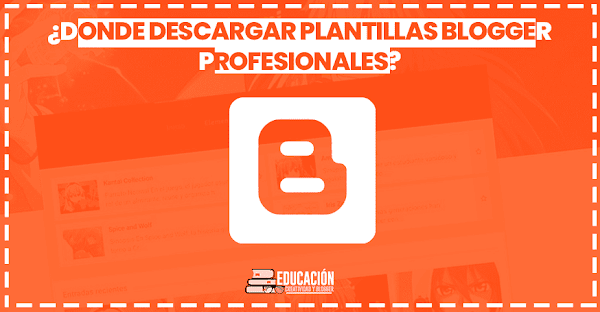 ▷ Top sitios para descargar plantillas blogger 2019 🥇【GRATIS】