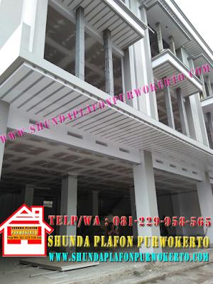 Pemasangan Plafon Pvc Shunda di Rumah Bapak Yohanes