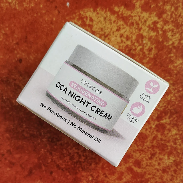 Night cream india affordable