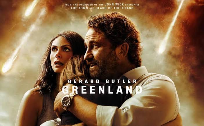 Greenland (2020) HD Subtitle Indonesia