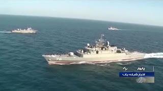 Rudal Iran Tak Sengaja Kenai Kapalnya Sendiri Saat Latihan Militer, 19 Orang Tewas