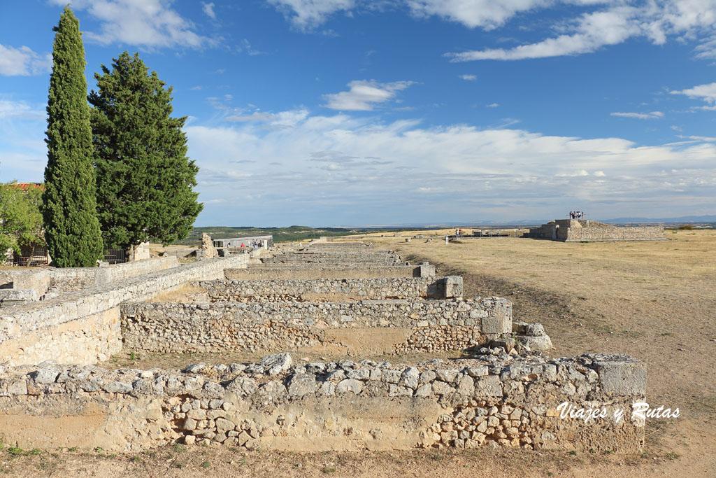 Tabernae del foro de Foro de Clunia Sulpicia