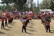 900 Anggota Penggalang Ikuti Jambore Ranting Musuk