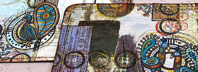 Gwen Lafleur May 2021 PaperArtsy Stamp Release - Project Tutorial Banner