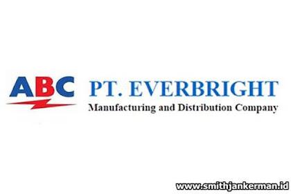 Lowongan Kerja Pekanbaru : PT. Everbright Desember 2017