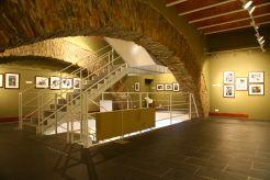 Interior del Museo de Cadaqués