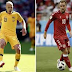 تعادل الدنمارك مع استرالي 1-1 في كاس العالم