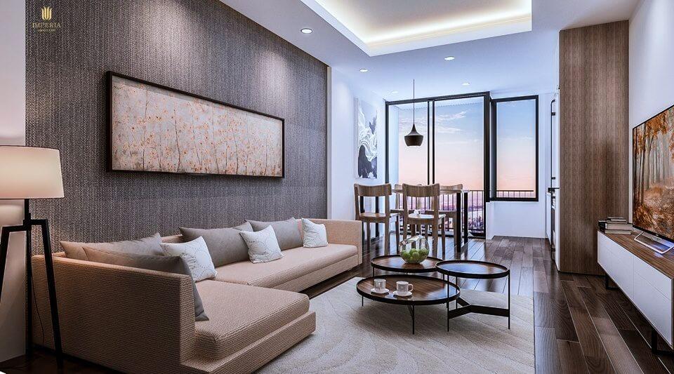 Thiết kế căn hộ chung cư Imperia Smart City