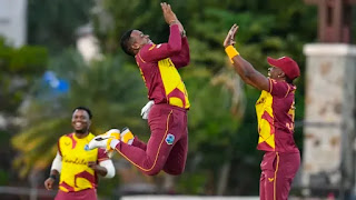 West Indies vs Sri Lanka 3rd T20I 2021 Highlights