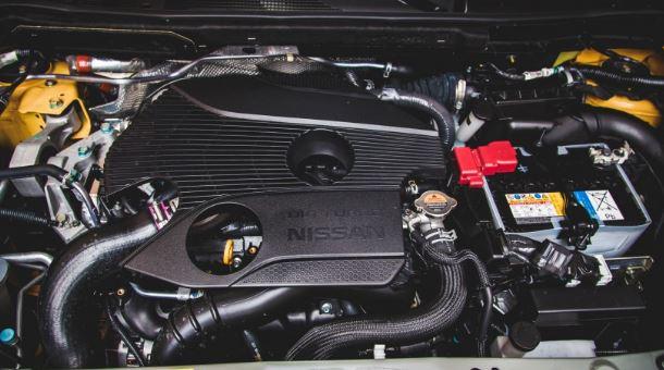 2017 Nissan Juke Engine
