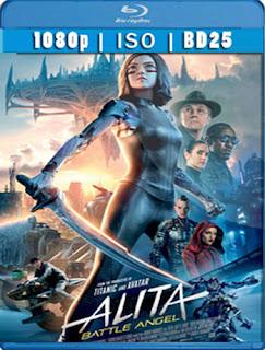 Alita, Battle Angel [2019] [BD25] [1080p] Latino [GoogleDrive] SXGO