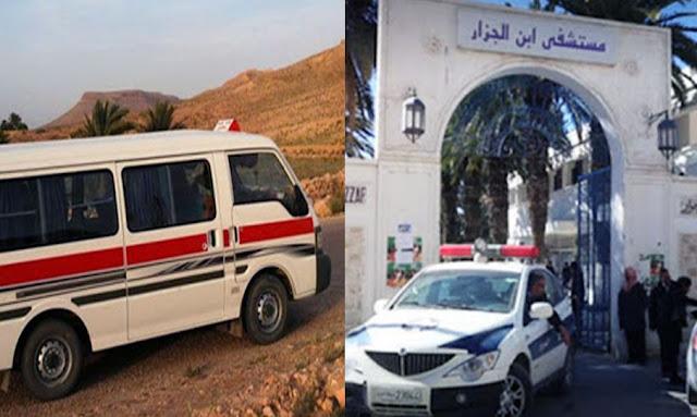 """القيروان : مرّة أخرى """"علاء"""" يهرب من المستشفى إلى منزله عبر سيارة أجرة لواج !"""