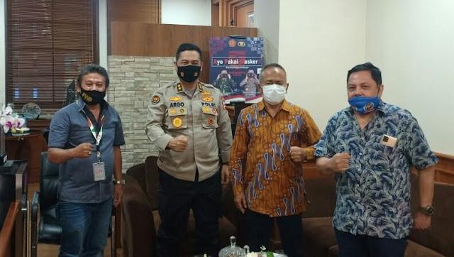 PWI Pusat Dukung Mabes Polri Sediakan Rompi Khusus Wartawan Peliput Aksi Demo