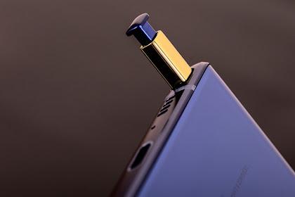 Beredar Rumor Galaxy Note 10 Dilengkapi Jaringan 5G