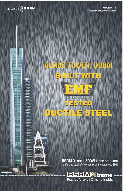 term paper on bsrm steel