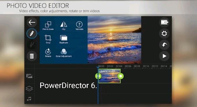 PowerDirector New Mod Apk 6.4.0 Latest Version Free Download 2020(fully unlocked).
