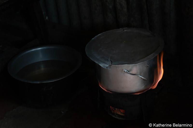 Kenyan Kitchen Volunteering in Kenya with Freedom Global