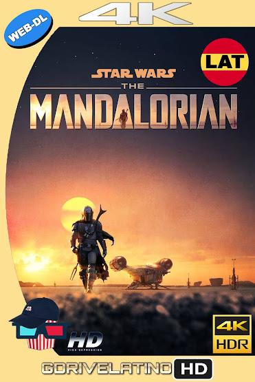 The Mandalorian (2019) Temporada 01 WEB-DL 4K HDR Latino-Ingles MKV