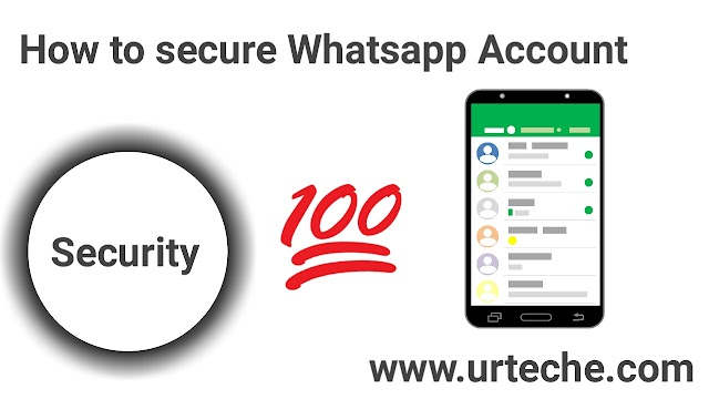 How to secure whatsApp account in 2019 - Two step verification