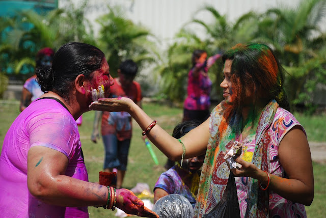 WHAT IS A HOLI FESTIVAL IN INDIA 2020 ||why we celebrate holi