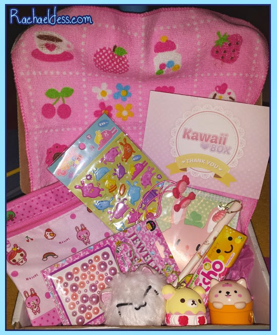 Kawaii October Subscription Box