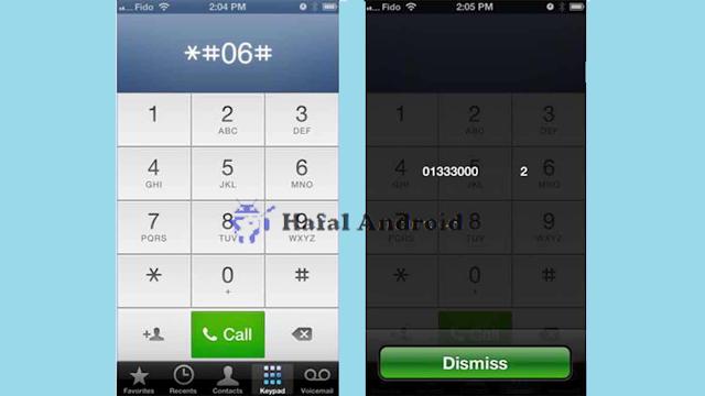 Cara Cek IMEI iPhone dengan Kode Rahasia Dial Telepon