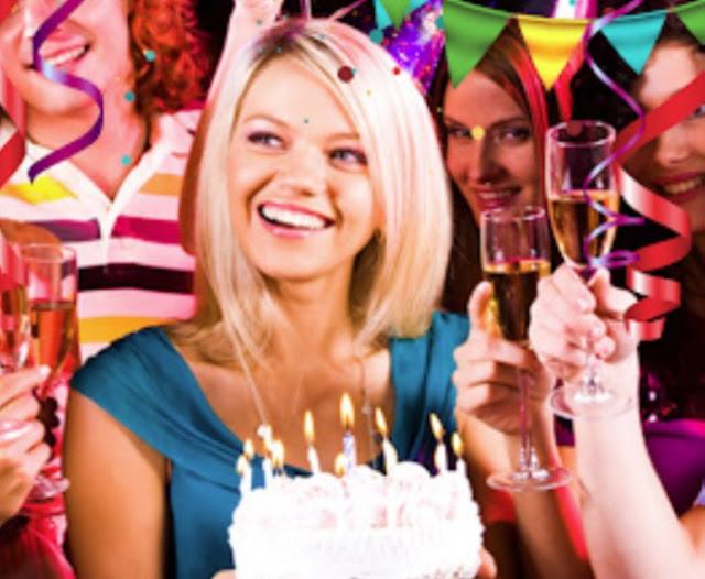 Слайдшоу из фотографий с днем рождения
