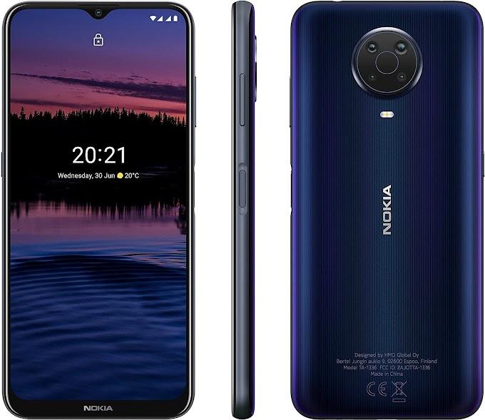جوال Nokia G20 بأفضل سعر على امازون السعوديه