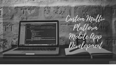 Custom Mobile Apps For Business   Multi-Platform Application Development: