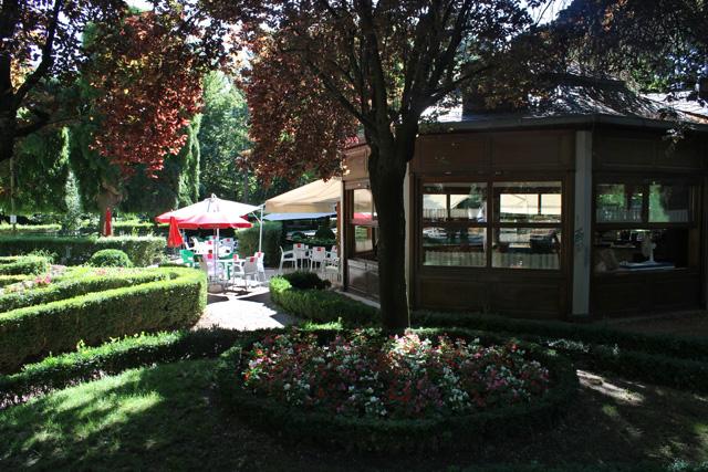 El Café Viénes, en la Taconera