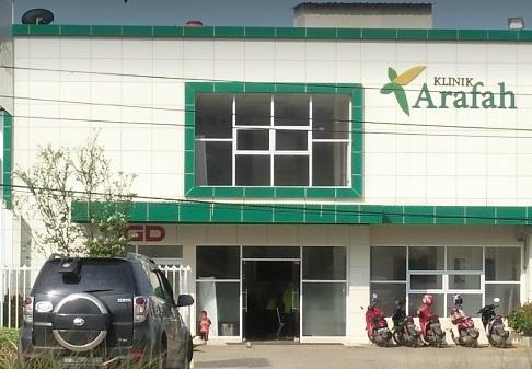 Lowongan Kerja Padang Klinik Arafah Tahun 2020