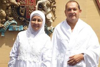 Dubes Inggris Masuk Islam dan Langsung Tunaikan Haji