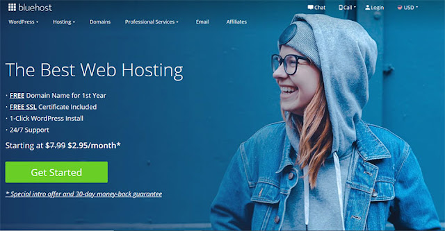 BlueHost Cheapest Hosting Plan: $2.65/mo (36 Months Price) | renewal at $7.99/mo: eAskme
