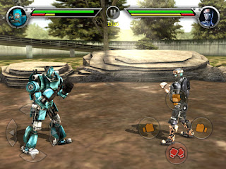 Free Download Real Steel Champions apk + obb
