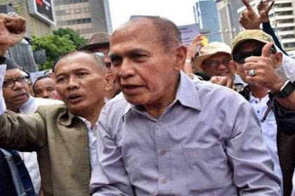 Tersangka Kompak Sebut Kivlan Zen Yang Perintahkan Pembunuhan Empat Pejabat Negara