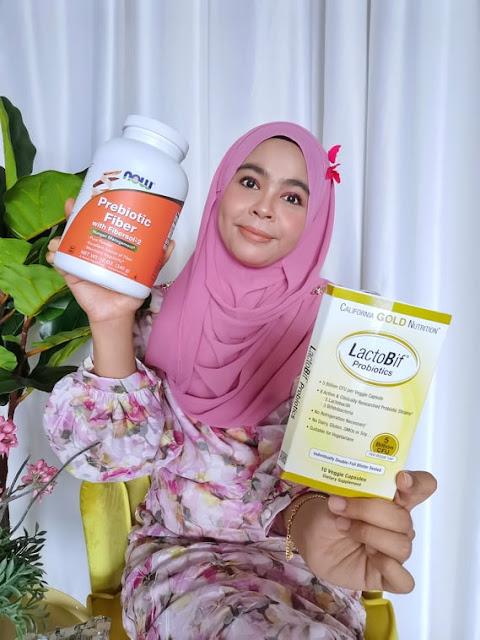 Kebaikan Probiotik untuk Kesihatan