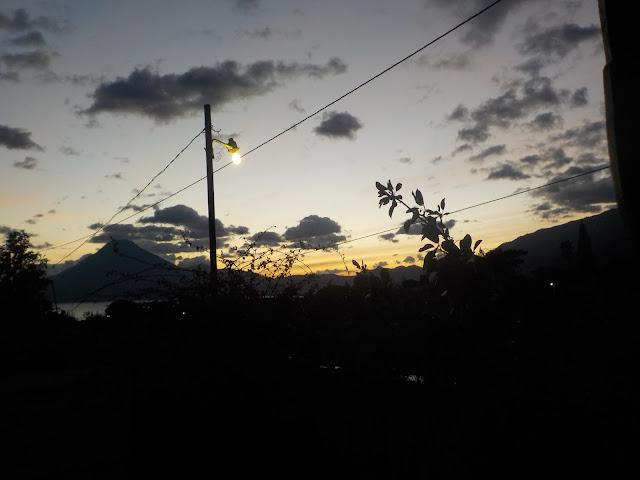live webcam Lake Atitlan Panajachel Guatemala