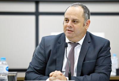 O líder do prefeito na Câmara, Alex Chaves (MDB)