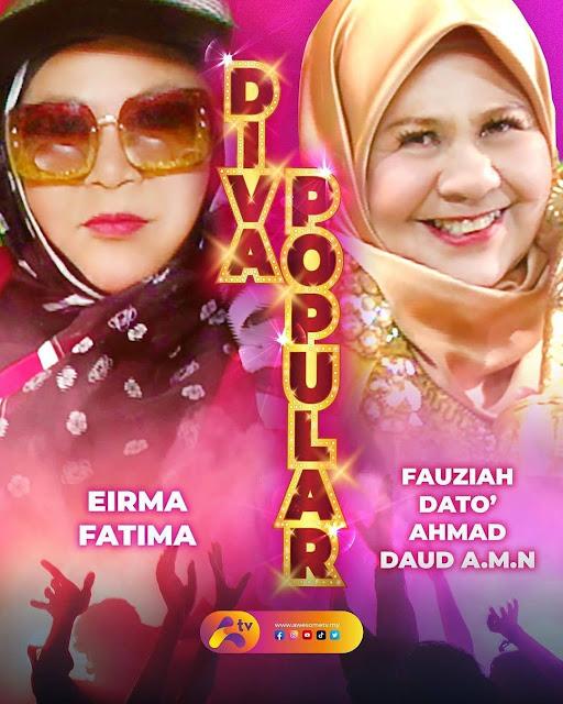 Drama Diva Popular Di Awesome TV (Dramatix)