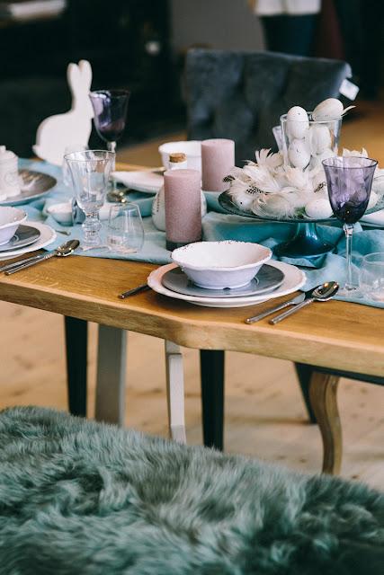 vintage3 Trendy w dekorowaniu stołów