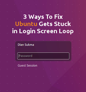 Solved: Ubuntu Gets Stuck in Login Screen Loop