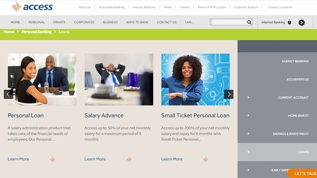 access-bank-loan