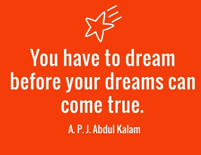Teachers Day Quotes by APJ Abdul Kalam
