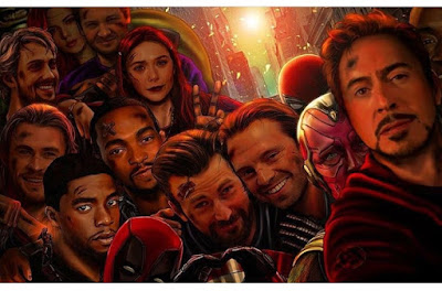 avengers Infinity war things you don't know, mcu comics, thanos, iron man, captain america, hulk, loki, thor, vision, amazing facts avengers infinity war, captain marvel,  avengers infinity war cast